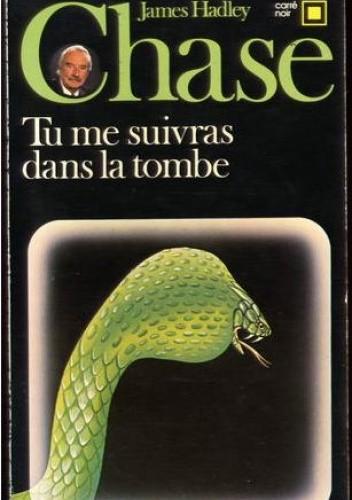 Okładka książki Tu me suivras dans la tombe