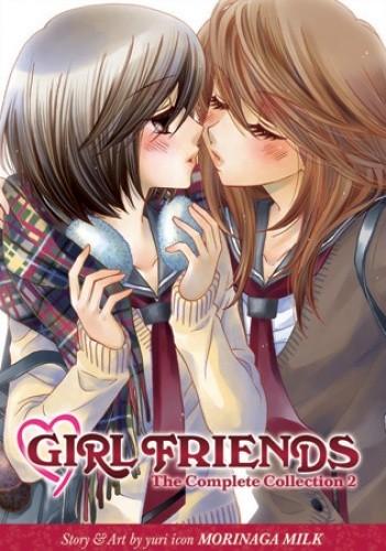 Okładka książki Girl Friends. The Complete Collection 2