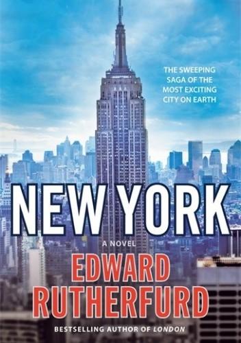 Okładka książki New York: A Novel