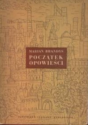 Okładka książki Początek opowieści