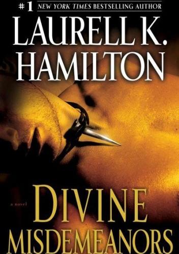 Okładka książki Divine Misdemeanors