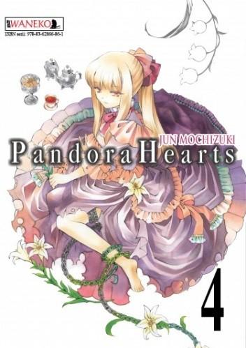 Okładka książki Pandora Hearts: tom 4