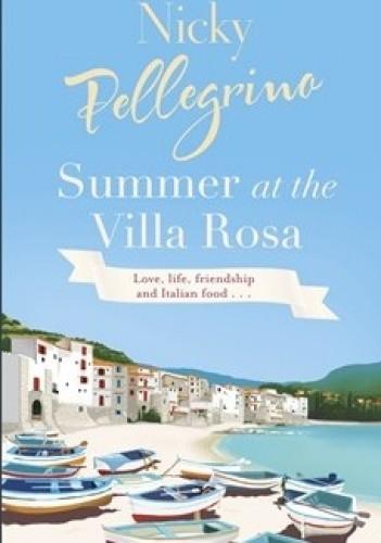 Okładka książki Summer at the Villa Rosa