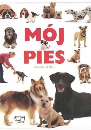 Okładka książki Mój pies