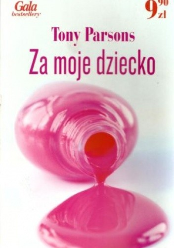 Okładka książki Za moje dziecko