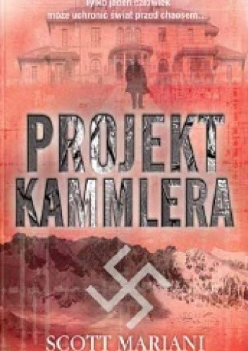 Okładka książki Projekt Kammlera