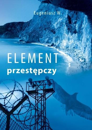 Okładka książki Element przestepczy