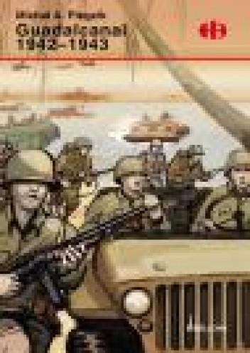 Okładka książki Guadalcanal 1942-1943