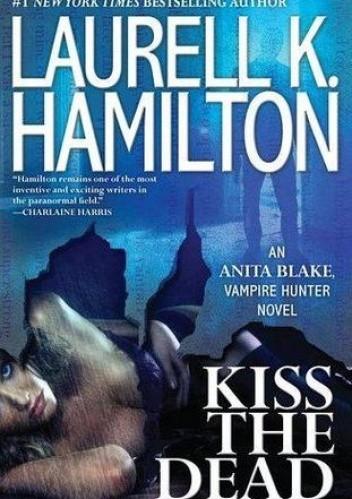 Okładka książki Kiss the Dead