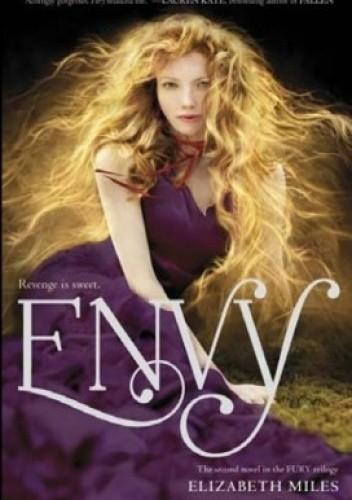 Okładka książki Envy