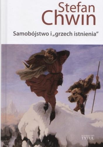 Okładka książki Samobójstwo i