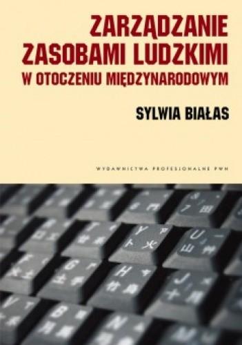 Okładka książki Zarządzanie zasobami ludzkimi w otoczeniu międzynarodowym