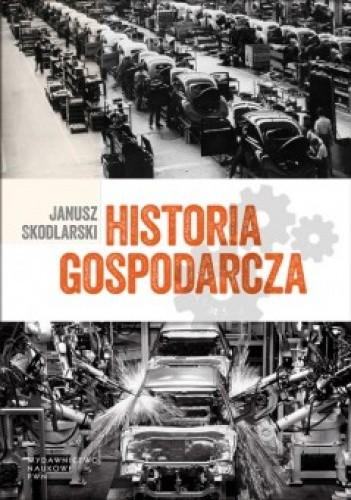 Okładka książki Historia gospodarcza
