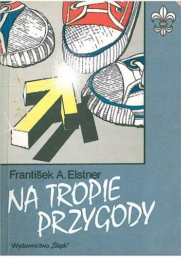 Okładka książki Na tropie przygody
