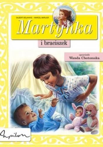 Okładka książki Martynka i braciszek