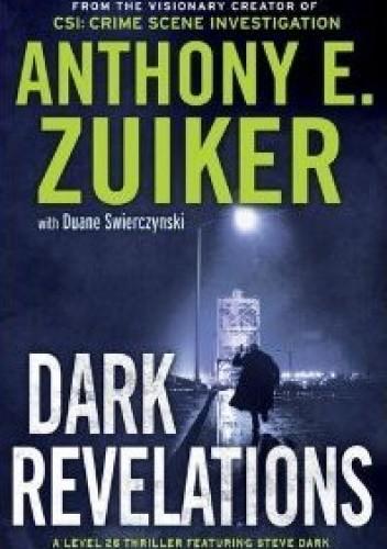 Okładka książki Dark Revelations