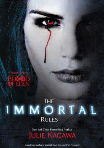 Okładka książki The Immortal Rules