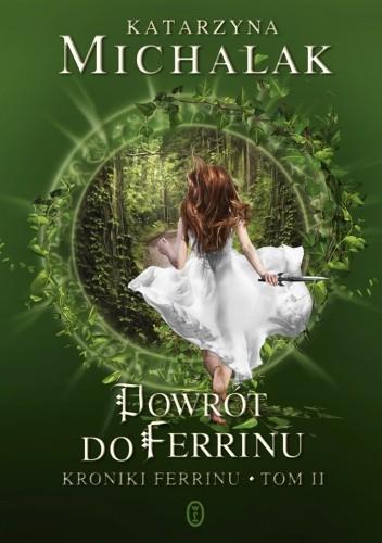 Okładka książki Powrót do Ferrinu