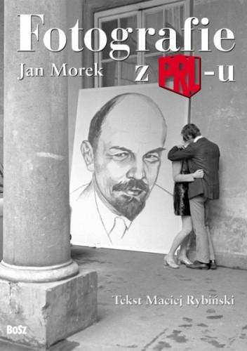 Okładka książki Fotografie z PRL-u