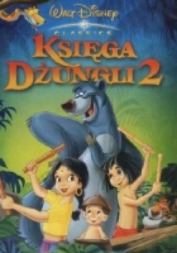 Okładka książki Księga Dżungli 2