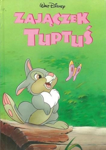 Okładka książki Zajączek Tuptuś