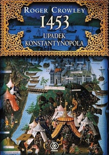 Okładka książki 1453. Upadek Konstantynopola