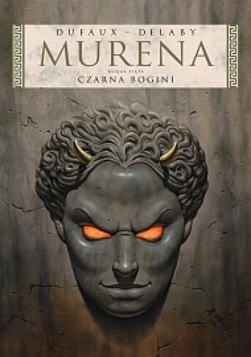 Okładka książki Murena: Czarna bogini
