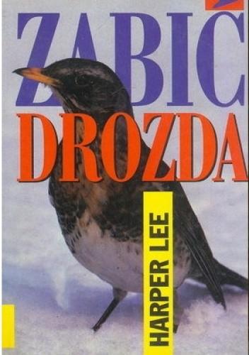 Okładka książki Zabić drozda