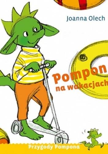 Okładka książki Pompon na wakacjach