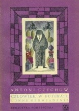 Okładka książki Człowiek w futerale i inne opowiadania
