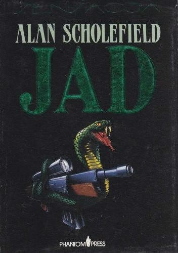 Okładka książki Jad