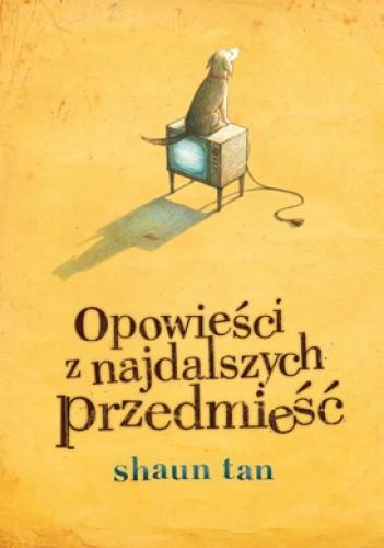 Okładka książki Opowieści z najdalszych przedmieść