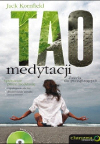 Okładka książki Tao medytacji. Zajęcia dla początkujących.