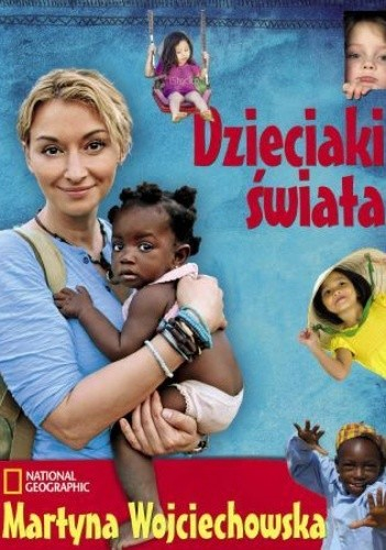 Okładka książki Dzieciaki świata