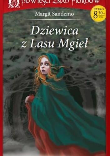 Okładka książki Dziewica z Lasu Mgieł