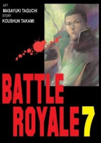 Okładka książki Battle Royale 7