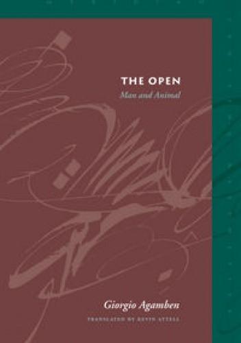 Okładka książki The Open. Man and Animal