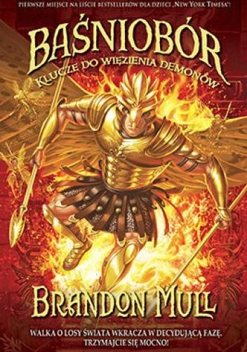 Okładka książki Klucze do więzienia demonów