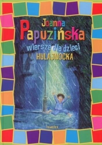 Okładka książki Hulajnocka. Wiersze dla dzieci