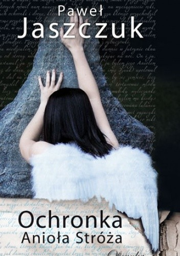 Okładka książki Ochronka Anioła Stróża
