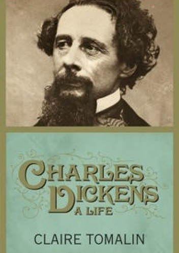 Okładka książki Charles Dickens: A life