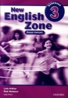 New English Zone 3 Workbook