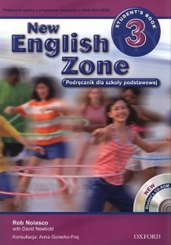 Okładka książki New English Zone 3. Student's Book