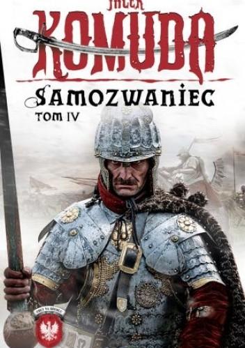 Okładka książki Samozwaniec, tom 4