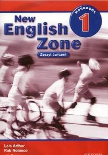 Okładka książki New English Zone 1 Workbook. Zeszyt ćwiczeń