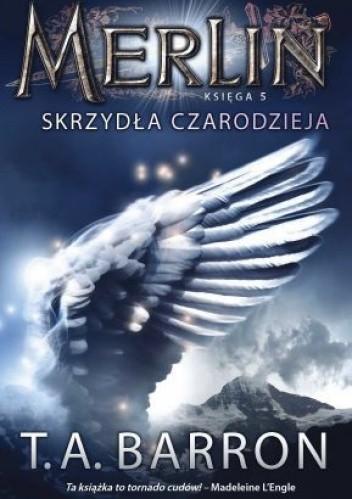 Okładka książki Skrzydła czarodzieja