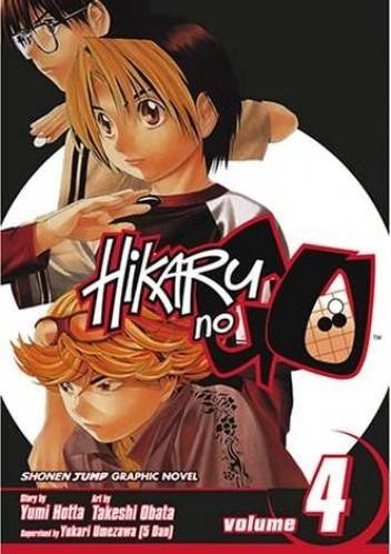 Okładka książki Hikaru no go, Vol. 4