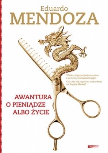 Okładka książki Awantura o pieniądze albo życie