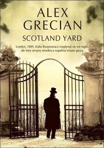 Okładka książki Scotland Yard