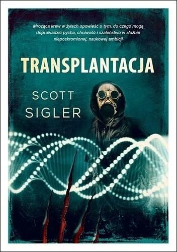 Okładka książki Transplantacja